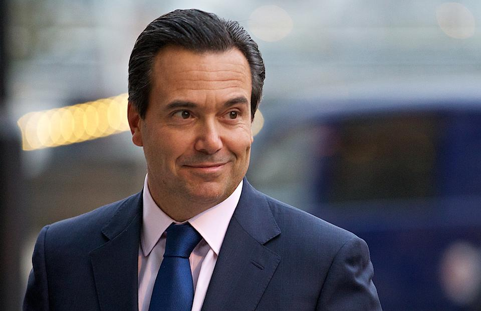 Group Chief Executive of Lloyds Banking Group, Antonio Horta-Osorio, arrives at Portculis House in London, on November 13, 2012, as he prepares to give evidence on Banking Standards to the Parliamentary Commission. AFP PHOTO / ANDREW COWIE        (Photo credit should read ANDREW COWIE/AFP via Getty Images)