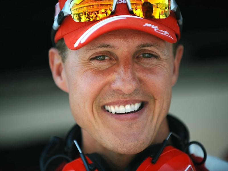 Michael Schumacher suffered a tragic skiing accident in December 2013 (AFP via Getty Images)