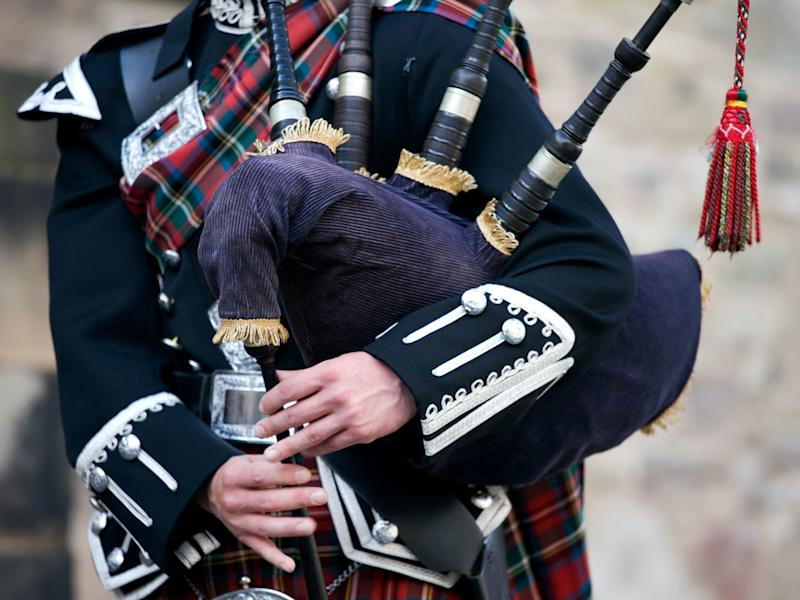 California McDonald's Blares Bagpipe Music Outside, Annoying Everyone