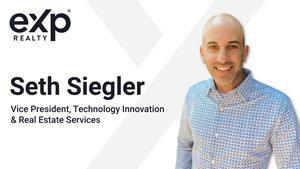 Seth Sigler has been appointed to the new position of Vice President of Technology Innovation and Technology.  Real estate services