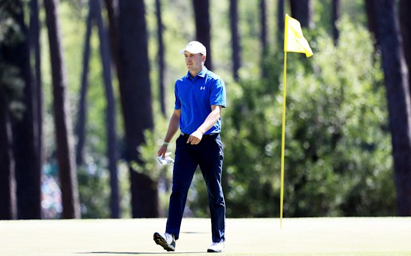 Jordan Spieth - Credit: Getty Images