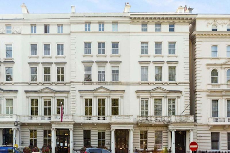 In demand: There has been a 'constant stream' of viewings (Knight Frank)