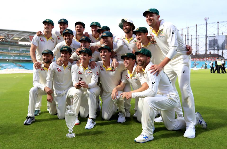 The summer felt it would go on forever as England and Australia drew the Ashes series 2-2, meaning the Aussies kept the urn. In the first drawn series since 1972, Australia's Steve Smith was the undoubted star (Picture: PA)