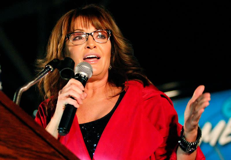 Sarah Palin can sue New York Times for defamation - court ruling