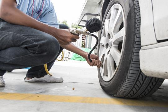 Question Of The Day Can I Fill My Tires With Something Other Than Air