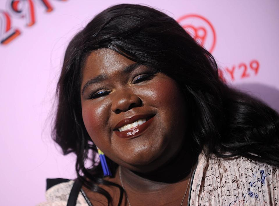 Photo by: Dennis Van Tine/STAR MAX/IPx 2017 9/7/17 Gabourey Sidibe at 29Rooms Opening Night 2017 in New York City.