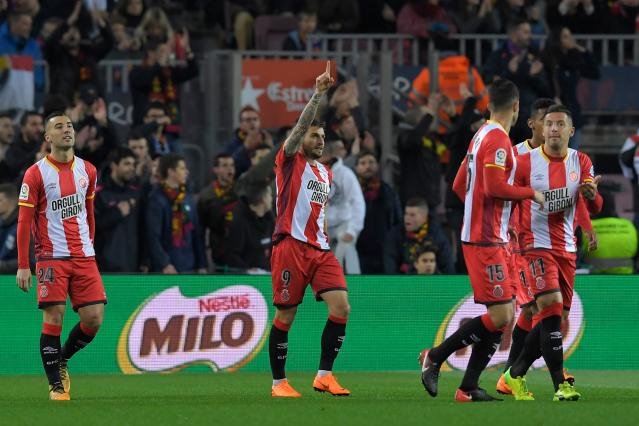 Girona will cover the travel expenses of those fans who have season tickets and want to watch their 'home' match against Barcelona in Miami