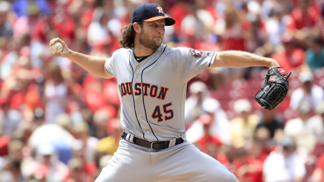 Houston Astros Pitcher Gerrit Cole To Make First Start Against Pittsburgh Pirates Since Trade