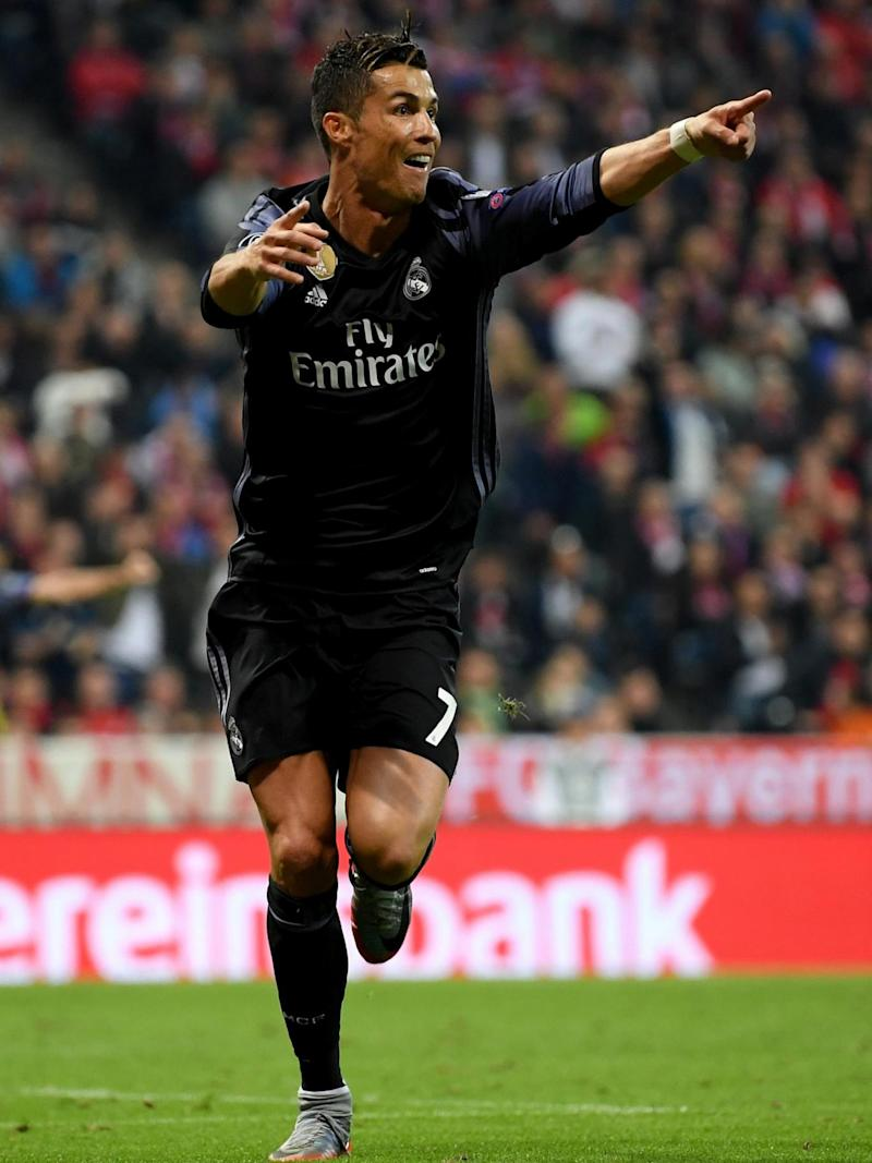 Ronaldo scored his 99th and 100th European goals (Getty)