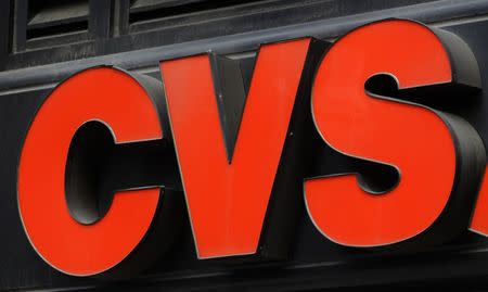 File photo of a CVS pharmacy is seen in New York City