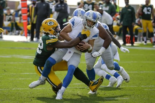 Packers' defense seeking to avoid 'roller coaster moments'