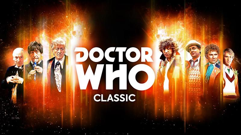 Pluto Tv Launches Free Channels For Doctor Who Classic Bbc S