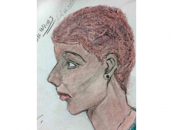 PHOTO: A sketch drawn by convicted serial killer Samuel Little of one of his victims, a black female between 30 to 40-years-old killed in 1982 in New Orleans. (FBI)