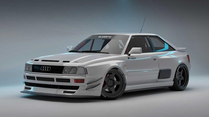 PRIOR Design Audi RS 2 Coupé Widebody