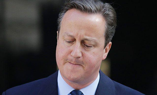 David Cameron announces he will resign from the British prime ministership by October after voters decided to leave the EU. Source: PA Wire