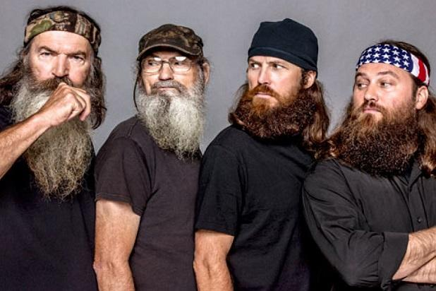 'Duck Dynasty' Star Phil Robertson Suspended Over Anti-Gay Comments