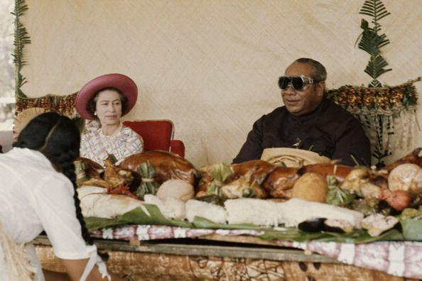 <p>The Queen follows a strict breakfast menu of English Breakfast Tea and Corn Flakes. Always.</p>