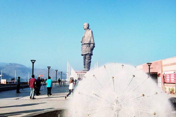 Statue of Unity, World Architecture News Awards 2019, Statue of unity WAN awards, hotels near statue of unity, statue of unity location, sardar patel statue of unity, statue of unity cost, statue of unity distance