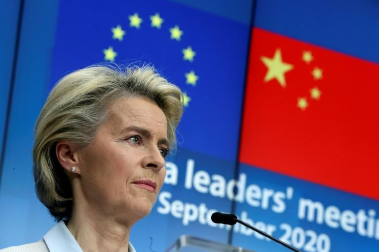 EU chief gives first 'State of the Union' speech