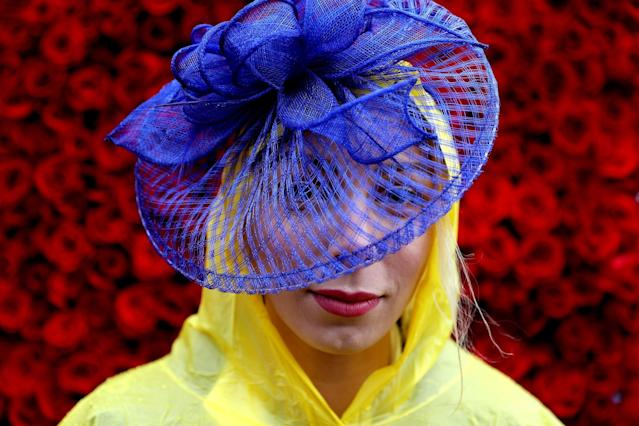 <p>Sometimes the wildness is expressed in the colors, while presenting a simpler format. (Photo: Getty Images) </p>