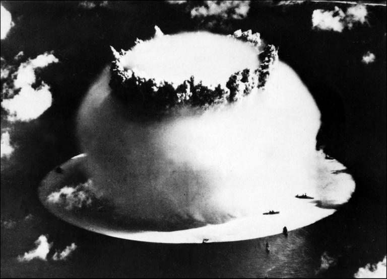When the Able atomic bomb was detonated at Bikini Atoll on July 1, 1946, inaugurating 12 years of nuclear tests on the Marshall Islands, many were forced from their palm-fringed ancestral homes