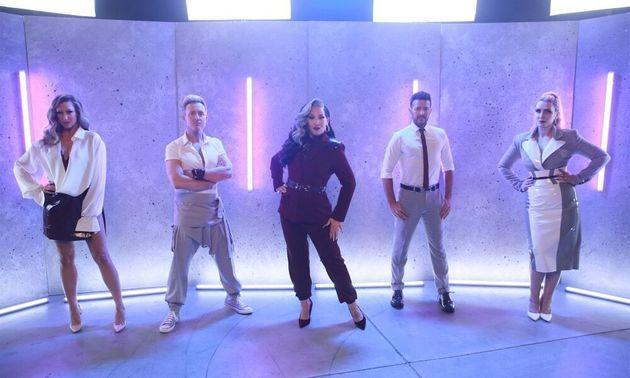 Steps teamed up with Michelle Visage for their single Heartbreak In This City (Photo: BMG)