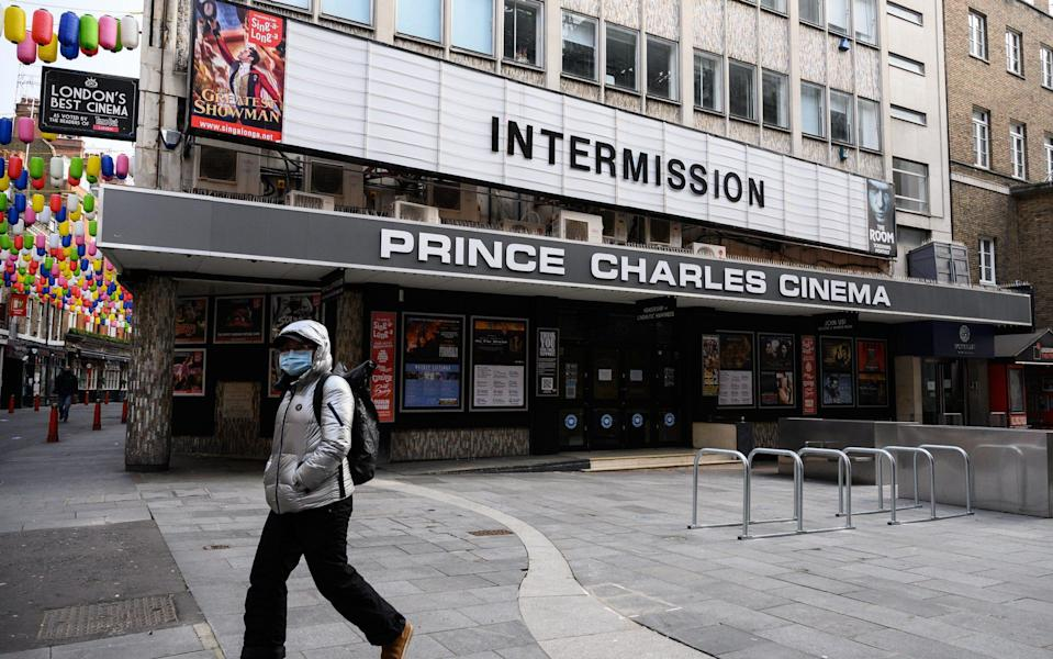 The Prince Charles, in the West End, has faced repeated openings and closures - Leon Neal