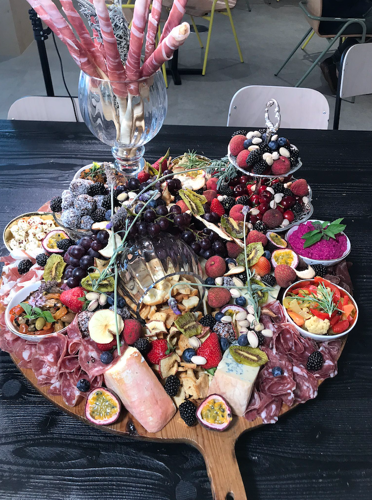 How to master the perfect savoury platter The end result will be breathtaking. Time to dig in. Source: Yahoo Lifestyle