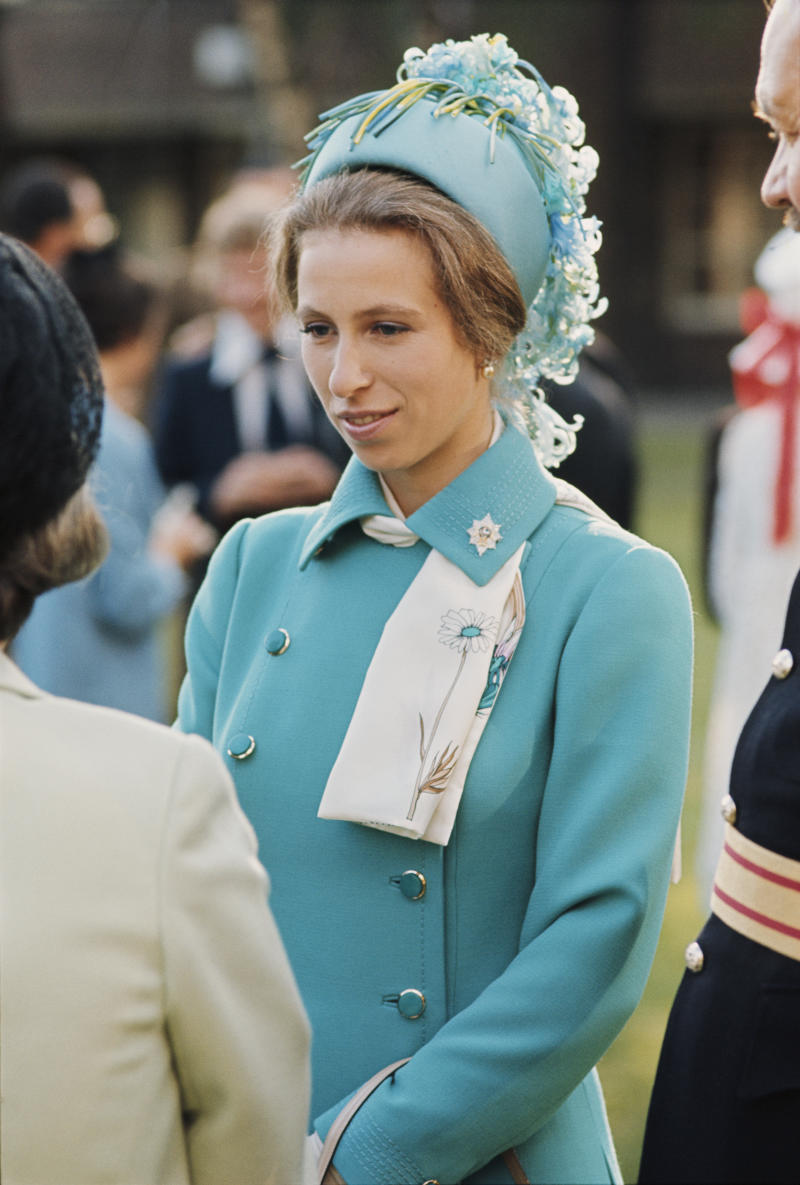 Princess Anne dated Andrew Parker Bowles during the 1970s. Photo: Getty