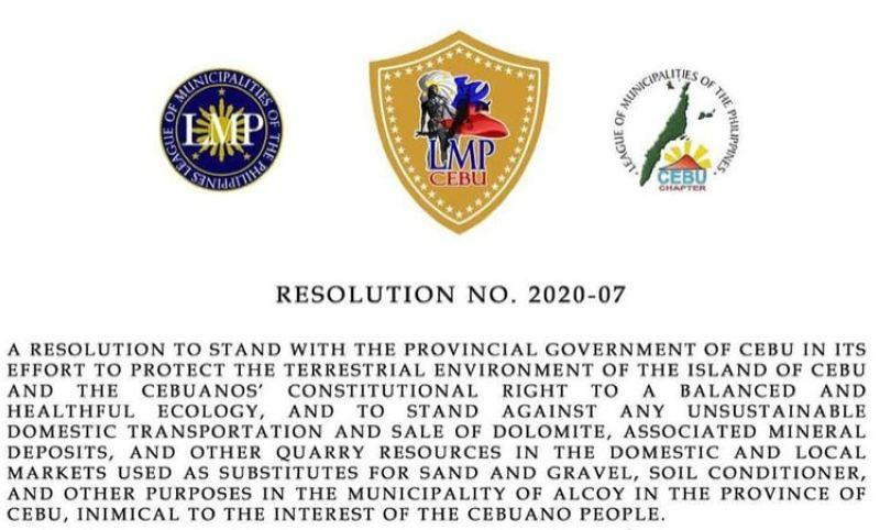 LMP supports Province's call to stop dolomite extraction in Alcoy