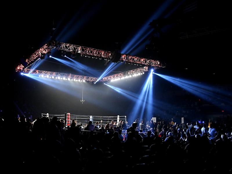 The sport of boxing is plotting a cautious return: Getty