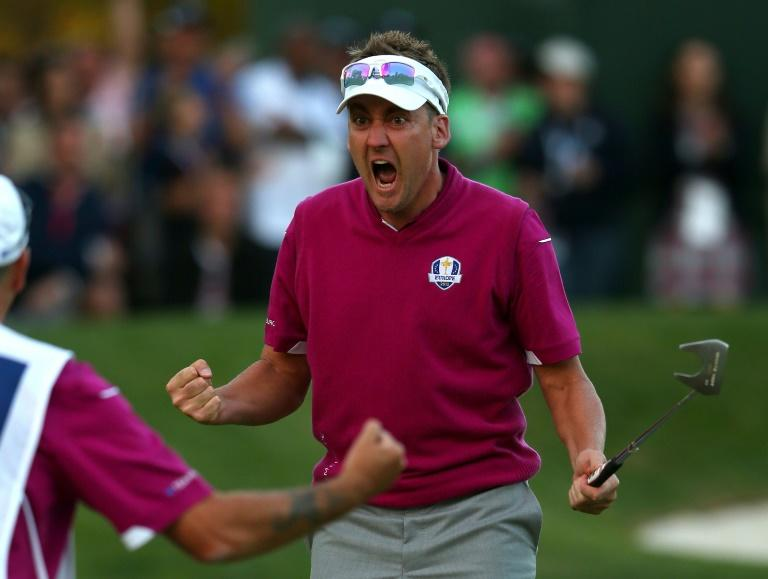 The 'Miracle of Medinah' would not have been possible without the heroics of Ian Poulter