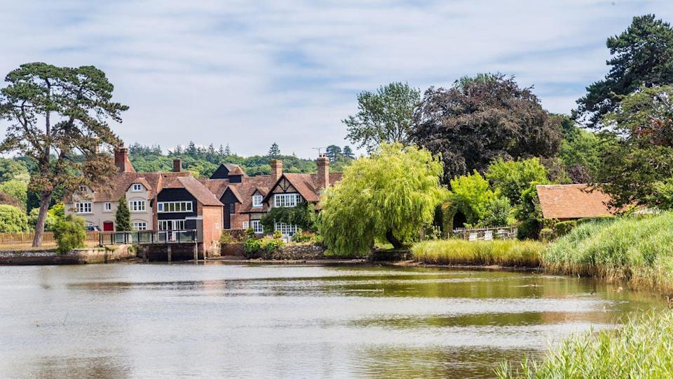 """<p>Over in Hampshire, the idyllic village of Beaulieu is steeped in history from the medieval days. Whether it's enjoying a riverside picnic or exploring the charming High Street, Beaulieu offers heaps to do. </p><p><strong>READ MORE</strong>: <a href=""""https://www.countryliving.com/uk/travel-ideas/staycation-uk/a36680588/best-hidden-villages-uk/"""" rel=""""nofollow noopener"""" target=""""_blank"""" data-ylk=""""slk:These 20 villages have been voted the best hidden gems in the UK"""" class=""""link rapid-noclick-resp"""">These 20 villages have been voted the best hidden gems in the UK</a></p>"""