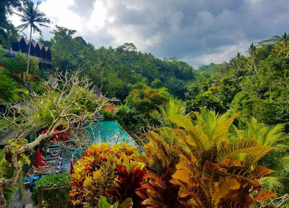 Local hospitality gives Bali its reputation as a welcoming island to tourists and digital nomadsStephanie Conway