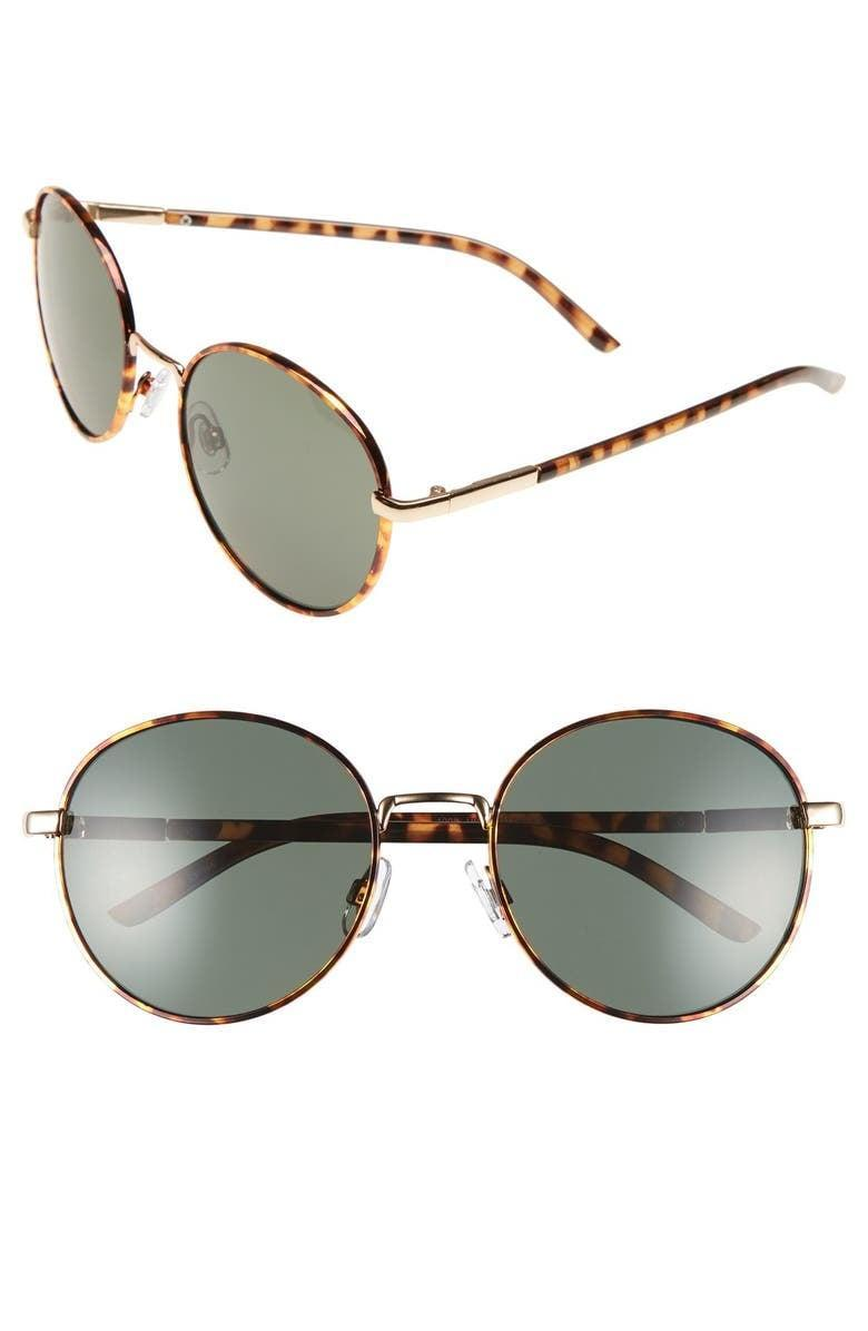 <p>You'll always reach for these <span>BP. Round Sunglasses</span> ($15).</p>