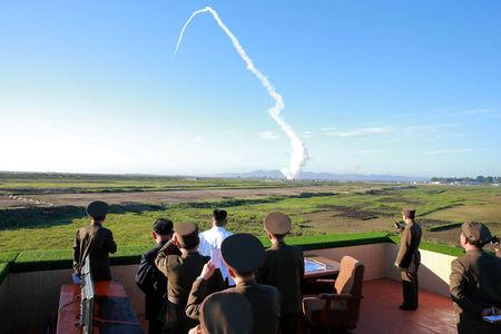 US cites 'complete obliteration of mock warhead