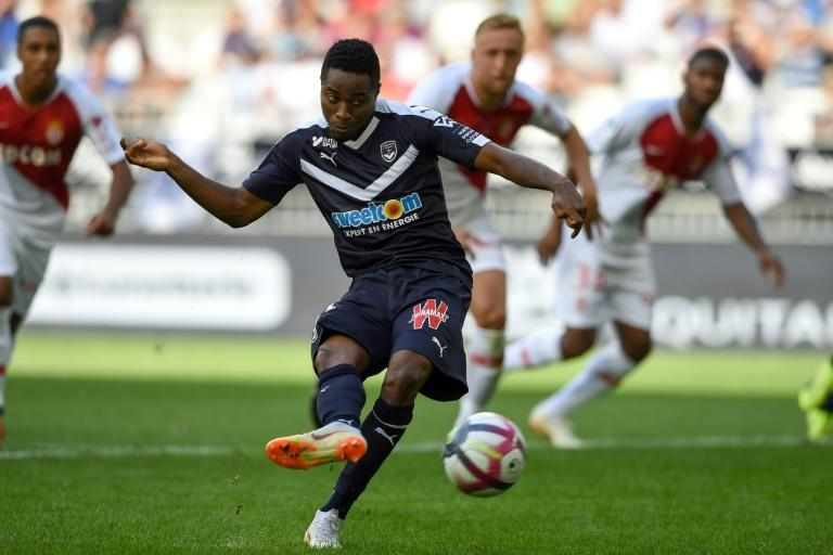 Francois Kamano scored twice in a welcome win for Bordeaux