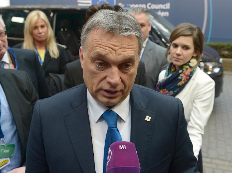 Hungary's Prime Minister Viktor Orban has taken a hard line on the European Union's migrant crisis