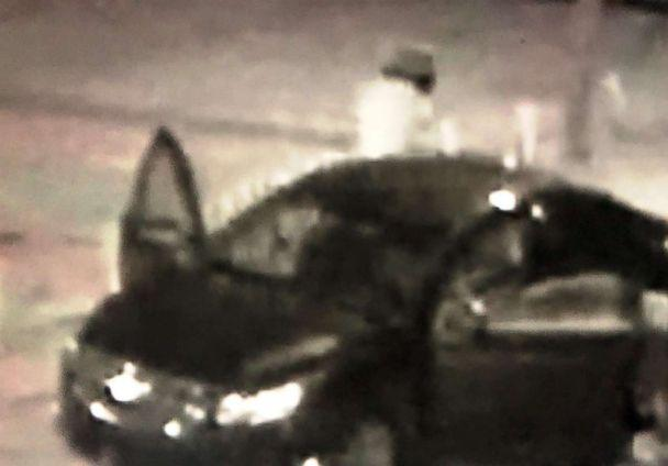 PHOTO: Nashville police are looking for this vehicle in connection with several shootings in the city this month. (Metro Nashville Police Department)