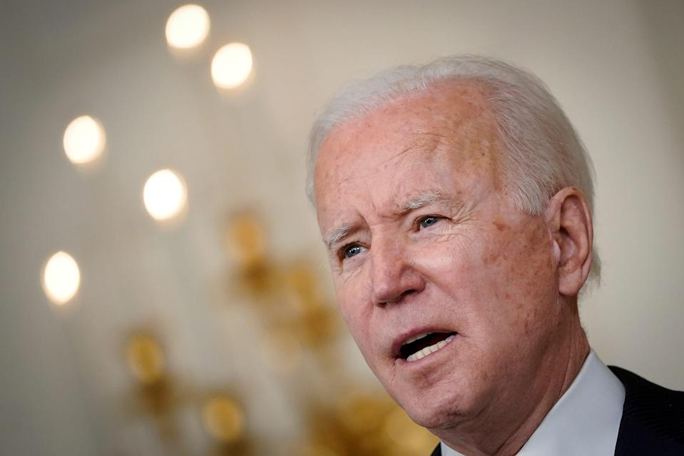 President Biden's tax proposals do not now include a wealth tax, the White House says.