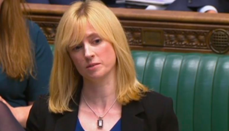 Canterbury MP Rosie Duffield received a standing ovation after she gave an emotional speech about a relationship she was involved in as the Domestic Abuse Bill was debated. (cOMMONS