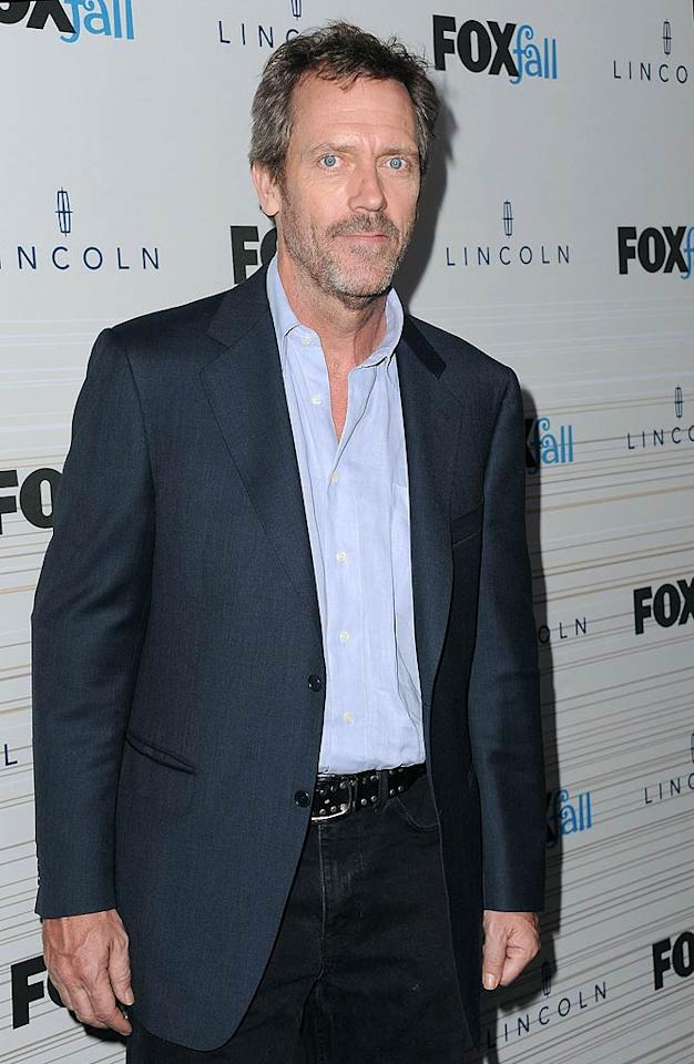 "June 11: Hugh Laurie turns 52 Jordan Strauss/<a href=""http://www.wireimage.com"" target=""new"">WireImage.com</a> - September 13, 2010"