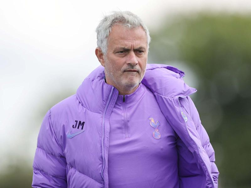 Jose Mourinho believes he can win trophies at Tottenham if he is given time to succeed: Getty