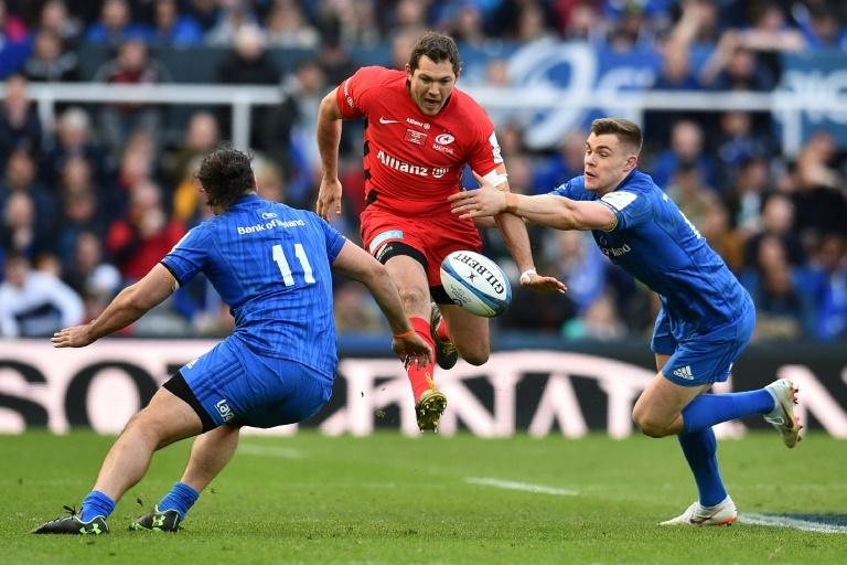 Goode guides relegated 'together' Saracens to Champions Cup semi-finals