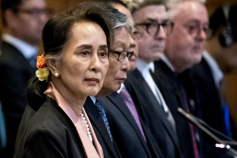 Aung San Suu Kyi's silence about the plight of the Rohingya has tarnished her international reputation