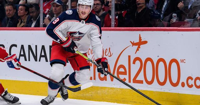 Zach Werenski is emerging from his slow start into the defenseman we all recognize