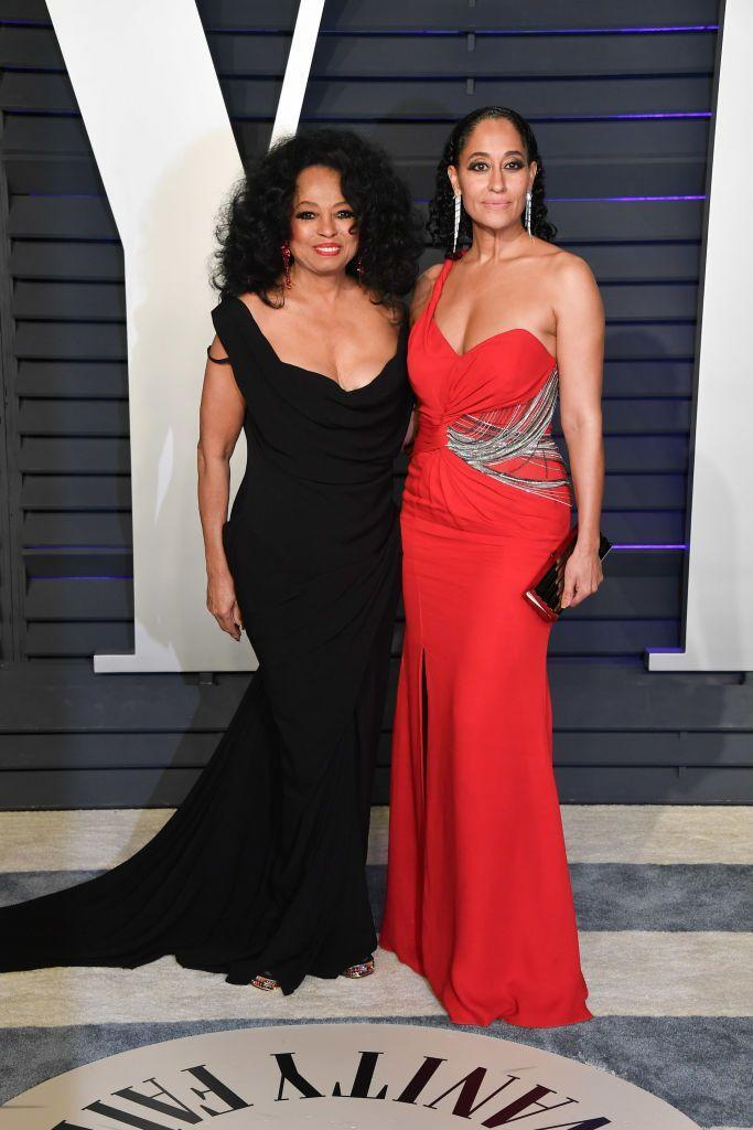 <p>*The* Tracee Ellis Ross is daughter to *the* Diana Ross. We can't help but stan this beyond talented mother-daughter pair. </p>
