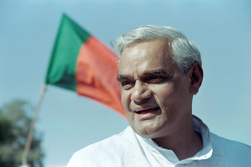 Former Indian Prime Minister Vajpayee, Who Sparked Both a Nuclear Arms Race and a Peace Process, Has Died at 93
