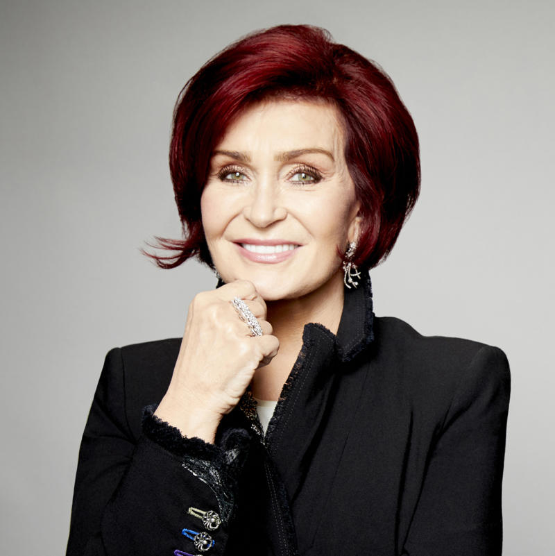 "Sharon Osbourne, pictured before her facelift, returned for a new season of ""The Talk"" with a new look. (Photo: Art Streiber/CBS via Getty Images)"