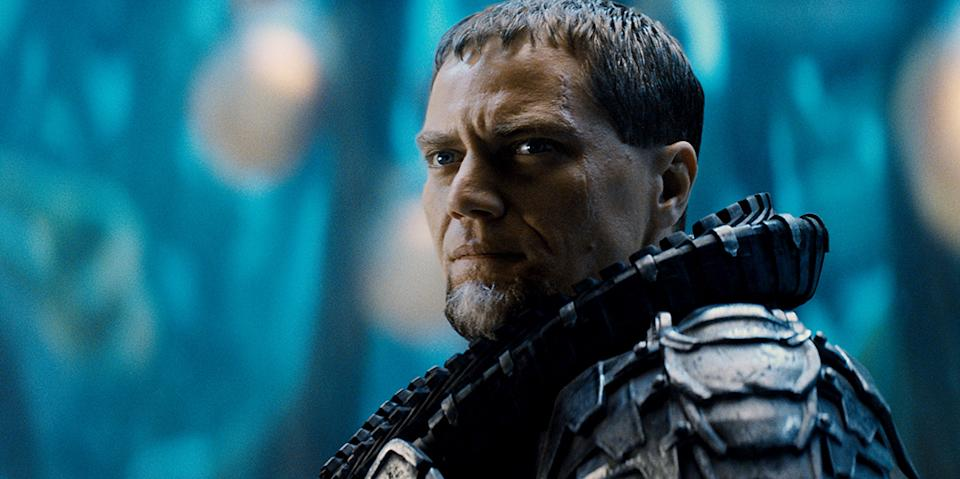 """Michael Shannon in Warner Bros. Pictures' """"Man of Steel"""" - 2013"""